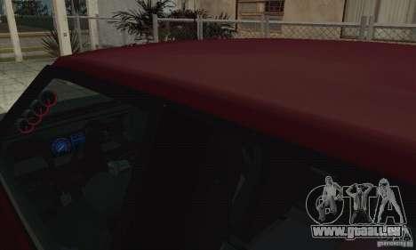 VAZ 2108 Maxi pour GTA San Andreas vue de droite