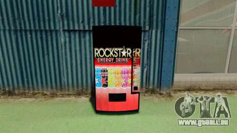 Rockstar Energydrink» für GTA 4