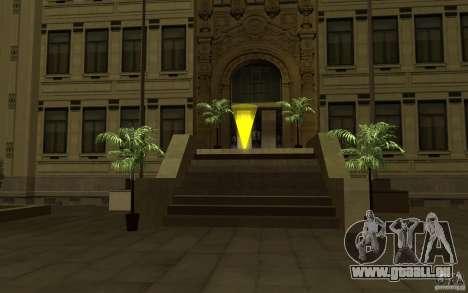 CJ-special forces pour GTA San Andreas deuxième écran