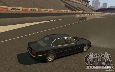 BMW 750i (e38) v2.0 für GTA 4 rechte Ansicht