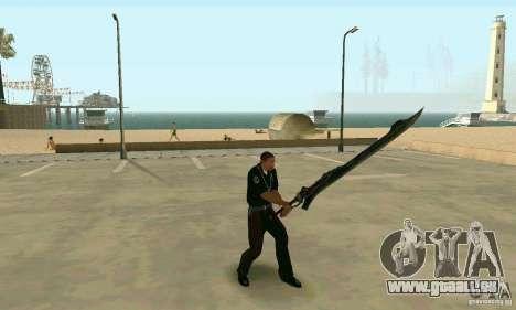 Schwert des Nero in Devil May Cry 4 für GTA San Andreas
