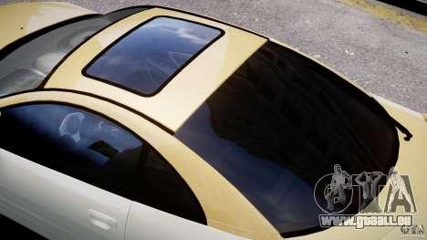 Mitsubishi Eclipse GTS Coupe für GTA 4 Räder