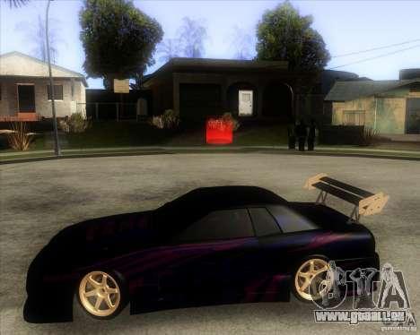 Elegy 0.2 pour GTA San Andreas vue de droite
