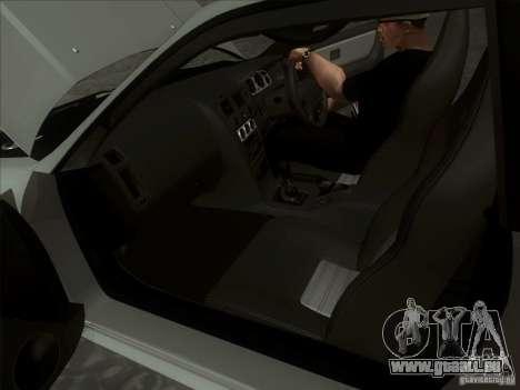 Nissan Skyline GTR BNR33 für GTA San Andreas Rückansicht