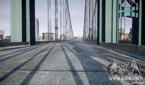 Youxiang Mixed ENB v 2.1 pour GTA 4 quatrième écran
