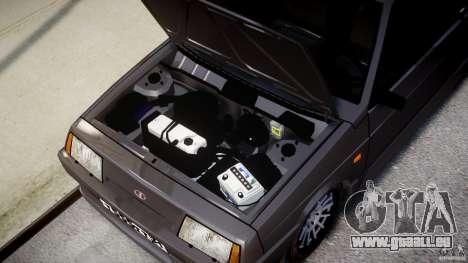 Vaz 2108 Sport pour GTA 4 est un droit