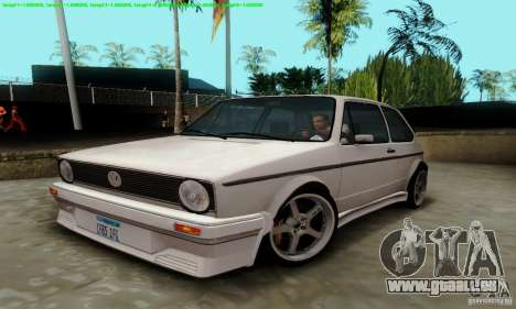 VolksWagen Golf LS pour GTA San Andreas