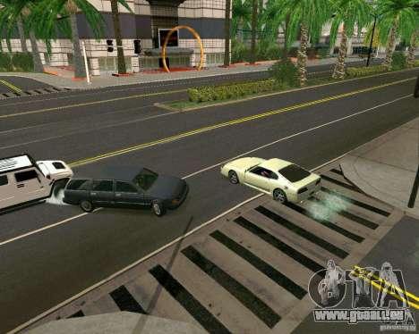 GTA 4 Road Las Venturas für GTA San Andreas fünften Screenshot