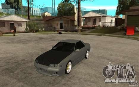 Nissan Skyline R32 - EMzone Edition für GTA San Andreas