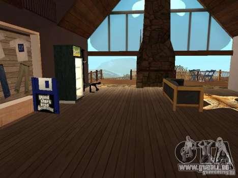 Landhaus für GTA San Andreas dritten Screenshot