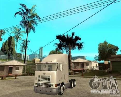 Navistar International 9800 pour GTA San Andreas
