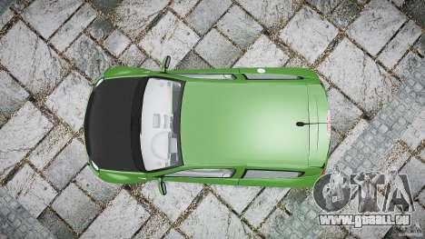 Renault Clio V6 pour GTA 4 est un droit