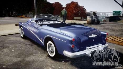 Buick Skylark Convertible 1953 v1.0 pour GTA 4 est un droit