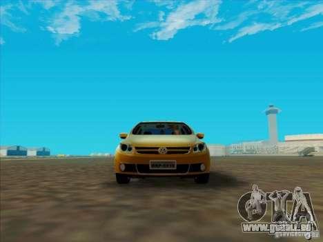 Volkswagen Voyage Comfortline 1.6 2009 für GTA San Andreas linke Ansicht