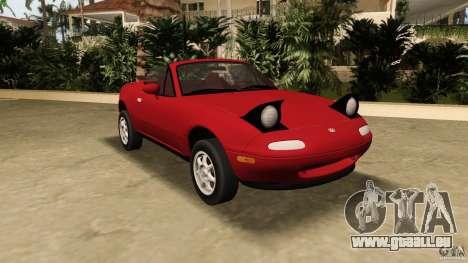 Mazda MX-5 pour GTA Vice City