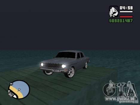 GAZ 2410 Tuning für GTA San Andreas