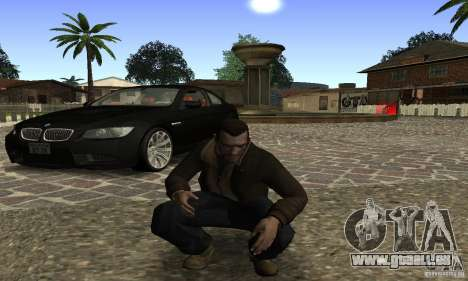 Grove street Final pour GTA San Andreas