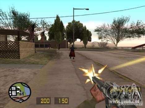 Un peu comme le Counter Strike pour GTA San Andr pour GTA San Andreas
