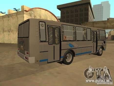 Groove-4234 pour GTA San Andreas vue de droite