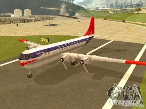 Boeing 377 Stratocruiser pour GTA San Andreas