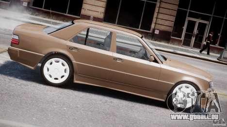 Mercedes-Benz W124 E500 1995 pour le moteur de GTA 4