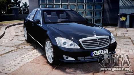 Mercedes-Benz S600 w221 für GTA 4