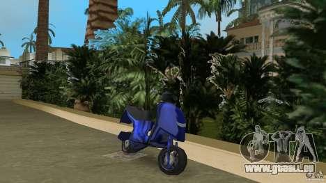 Aprilla SR 50 Racing für GTA Vice City