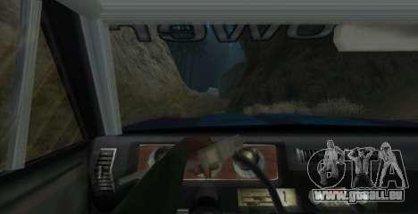 Eon SabreTaur Picador pour GTA San Andreas vue arrière