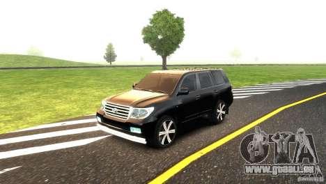 Toyota Land Cruiser 200 RESTALE für GTA 4