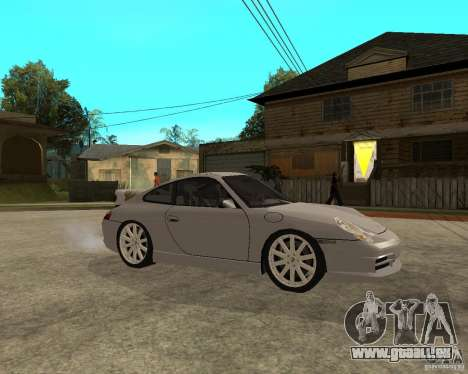 Porsche GT3 für GTA San Andreas rechten Ansicht