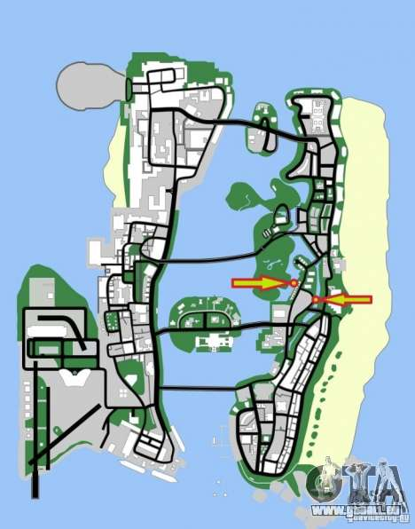 Seehund Midget Submarine skin 2 pour GTA Vice City vue latérale