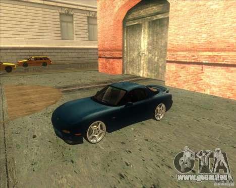 Mazda RX 7 für GTA San Andreas