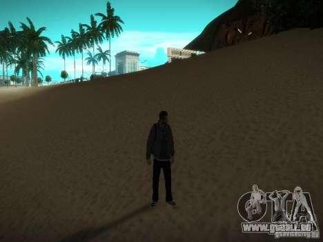 Nouvelles histoires Niko Bellis pour GTA San Andreas huitième écran