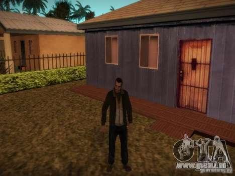 Nouvelles histoires Niko Bellis pour GTA San Andreas quatrième écran