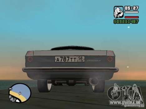 GAZ 2410 Tuning für GTA San Andreas linke Ansicht