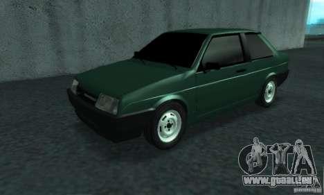 VAZ 21099 Coupe für GTA San Andreas linke Ansicht