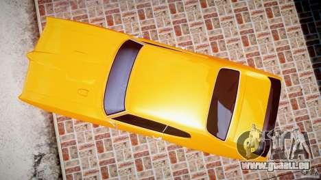 Pontiac GTO Judge für GTA 4 rechte Ansicht