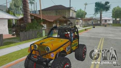 Jeep CJ-7 4X4 für GTA San Andreas