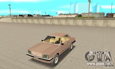 Ford Taunus 1978 für GTA San Andreas