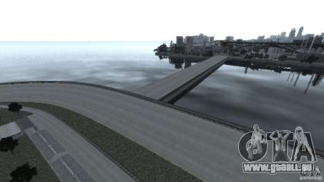 Dakota Track pour GTA 4 sixième écran