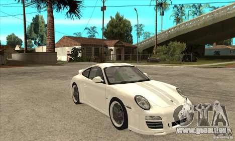 Porsche 911 Sport Classic pour GTA San Andreas vue arrière