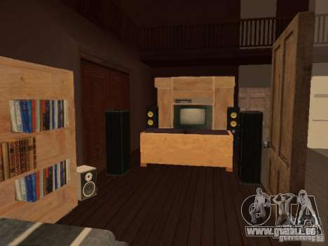 Villa in San Fierro für GTA San Andreas achten Screenshot