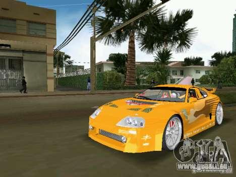Toyota Supra pour GTA Vice City