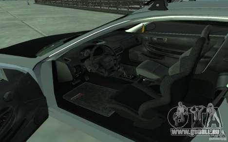 Acura Integra Type-R für GTA San Andreas Rückansicht