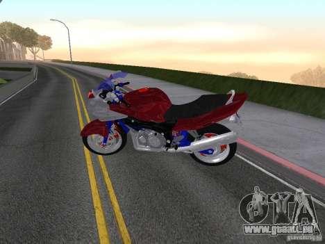 Honda CBR1100XX für GTA San Andreas