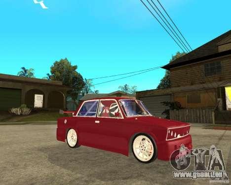 Seigneur de VAZ 2106 pour GTA San Andreas vue de droite