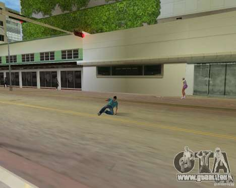 Animation de TLAD pour GTA Vice City