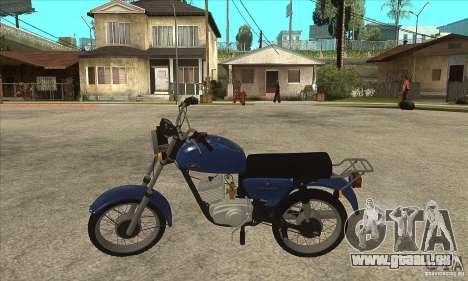 Minsk v2.0 pour GTA San Andreas laissé vue