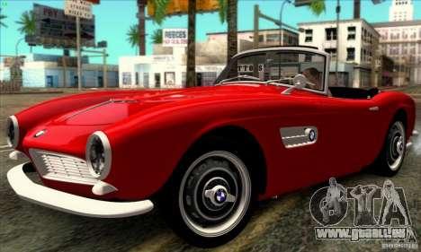 BMW 507 pour GTA San Andreas