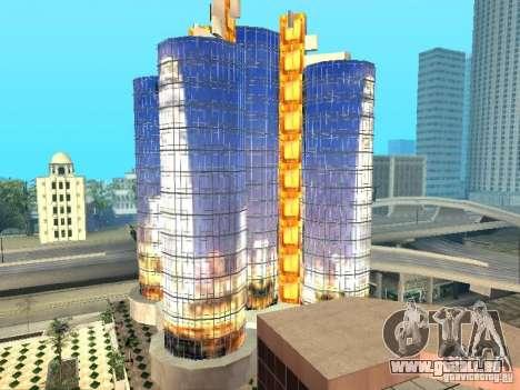 Neue Textur des Wolkenkratzers für GTA San Andreas dritten Screenshot
